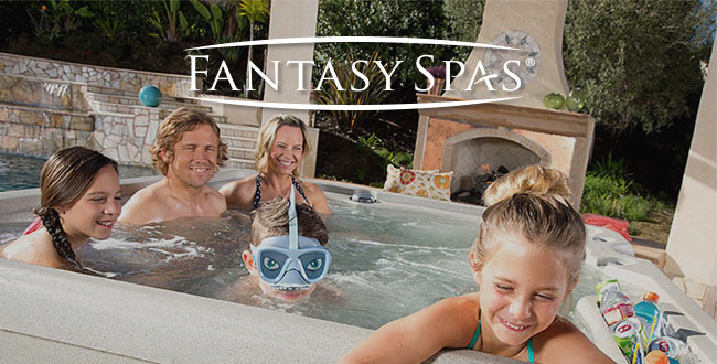 Fantasy Spas at Hot Spring Spas of Redding